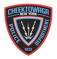 Cheektowaga Police New Patch logo small no edge