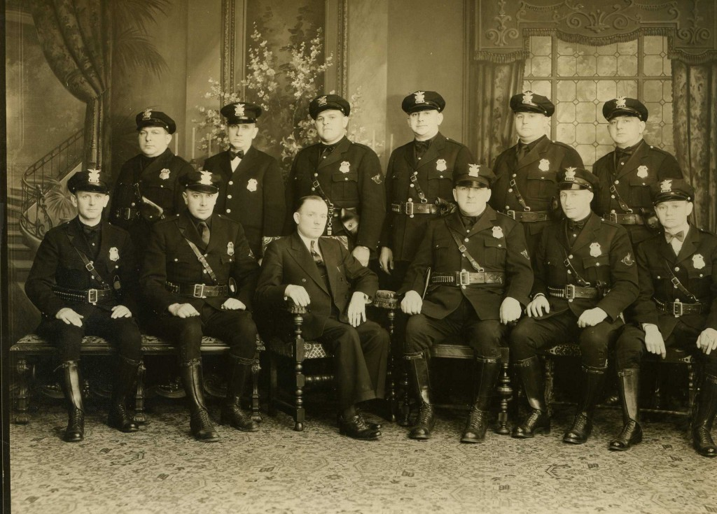 1934 Police Department